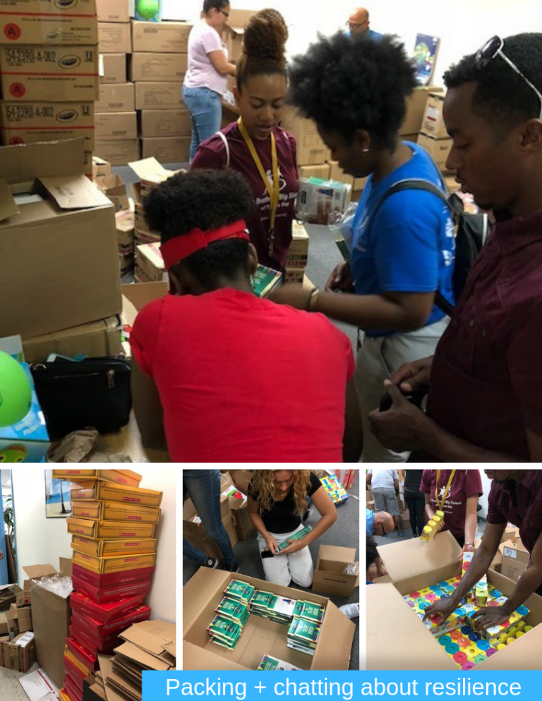 Miami - Crayons Count Packing and Shipping (2)